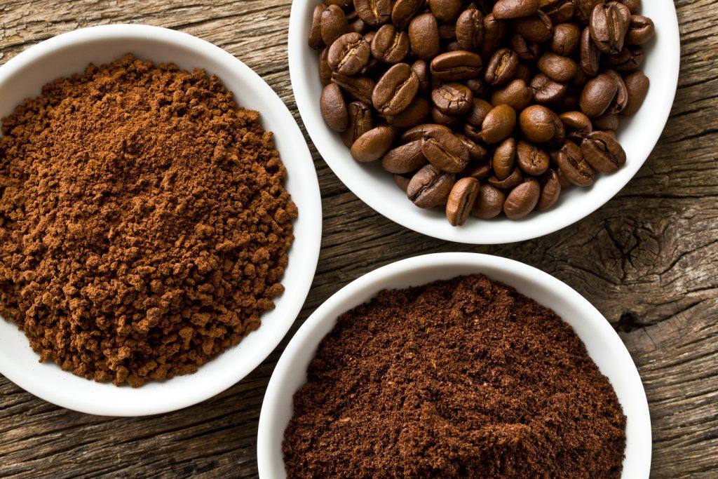 kávé felhasználása