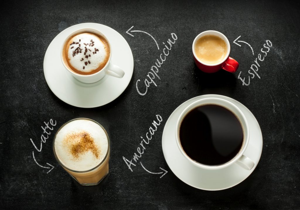 kedvenc kávé