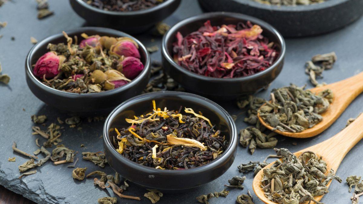 Ismerd meg a teafajtákat!