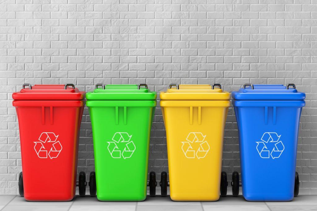 Szelektív hulladékszállítás