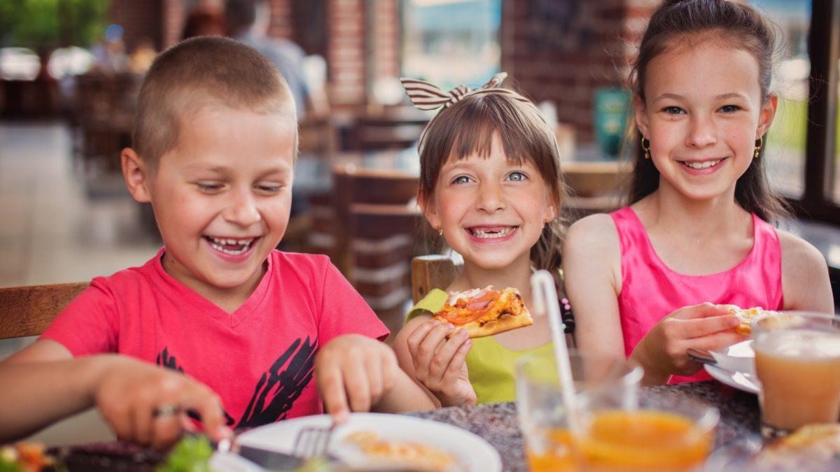 Így tápláld tudatosan a gyermekedet
