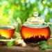 A tea legfontosabb összetevői